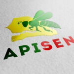 BRANDING APISEN : conception logo et impression